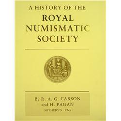 History of the Royal Numismatic Society