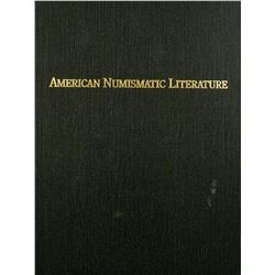 Charles Davis on American Numismatic Literature