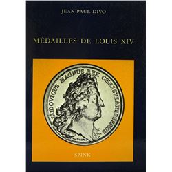 Divo on Louis XIV Medals