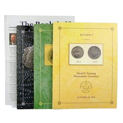David F. Fanning's Solo Numismatic Literature Sales
