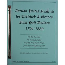 Bust Half Dollar Auction Results