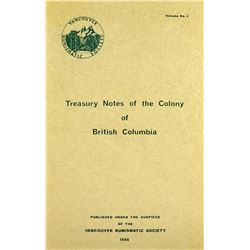 Treasury Notes of British Columbia