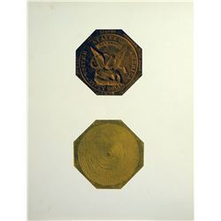 Pioneer Gold Coinage of the West