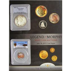 Legend-Morphy Sales
