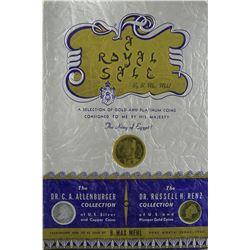 Mehl's Farouk Sale