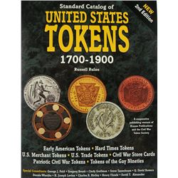 The Rulau Encyclopedic Catalogue of U.S. Tokens