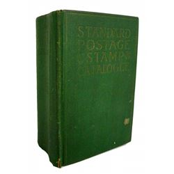 1931 Scott's Postage Stamp Catalogue