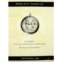 Important Sotheby's Sale of Canadian Coins