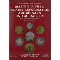 The Whiting Collection of Martin Luther Medals