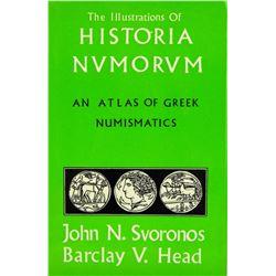 Illustrations for Head's Historia Numorum