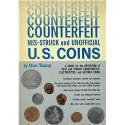 Taxay on Counterfeits, Mis-Struck and Unofficial U.S. Coins
