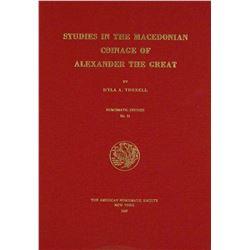 Macedonian Coinage of Alexander