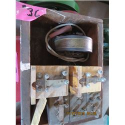 Electric coil s parts