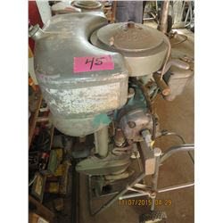 22 hp Johnson outboard