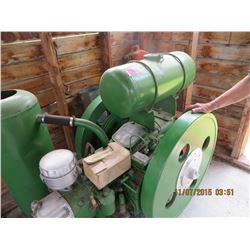 16 Hp Petter fielding Diesel engine