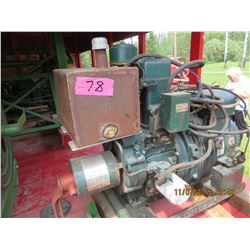 Not running 4 hp stover engine 6 hp