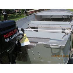 14 starcraft alumin boat trailer