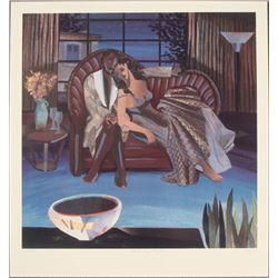 Gigi Boldon : Saturday Night Romantic Art Print