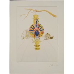 Salvador Dali : American Clock B Surrealistic Art Print