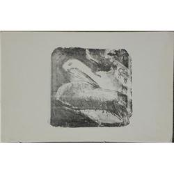 Betty Heredia Orig Signed Proof Print -Pelican Toilet