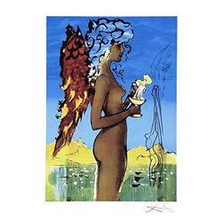 Salvador Dali Love's Promises Art Print