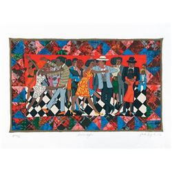 Faith Ringgold : Groovin' High *