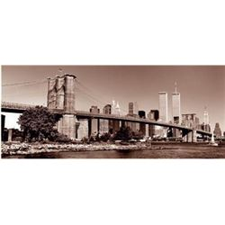 Igor Maloratsky Signed Photo Art Print Brooklyn Bridge