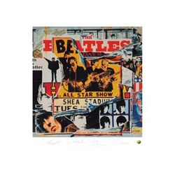 Klaus Voormann The Beatles Anthology 2 Art Print