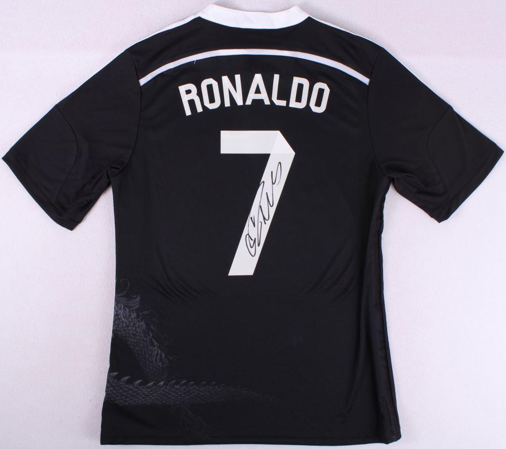 786973e50 Image 1   Cristiano Ronaldo Signed Real Madrid Jersey (Icons COA) ...