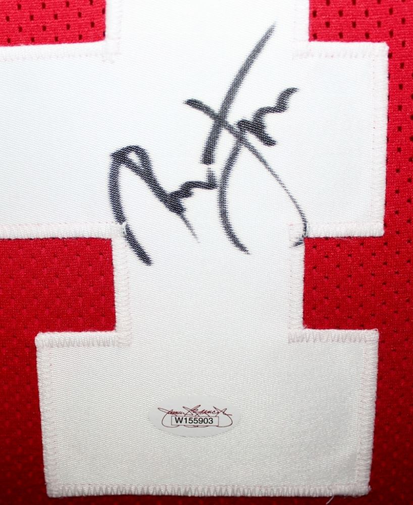 65a5c2fc436 ... Image 2   Ronnie Lott Signed 49ers 35