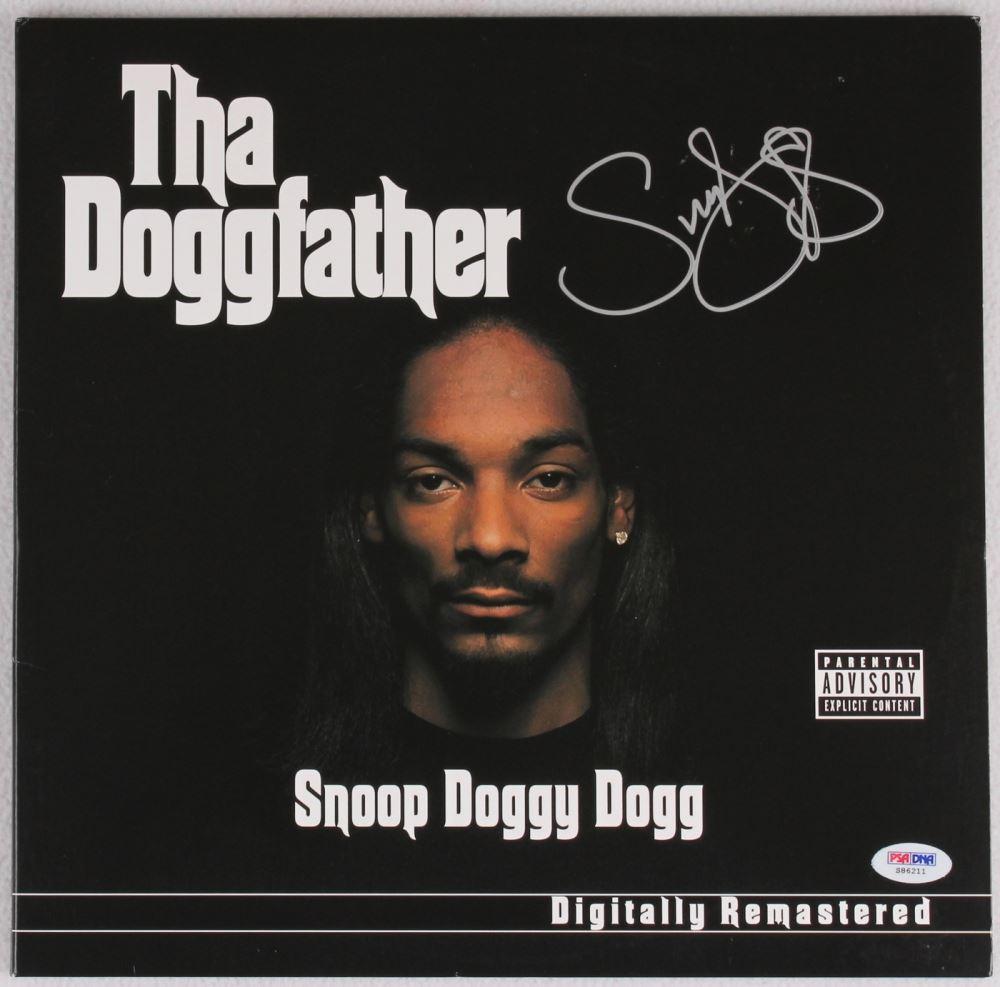 Snoop Dogg Signed