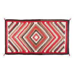 "Navajo Weaving, 5'9"" x 3'5"""
