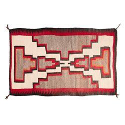 "Navajo Weaving, 4'1"" x 3'1"""