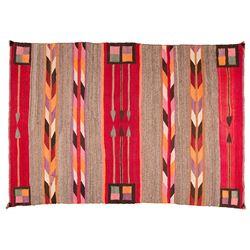 "Navajo Weaving, 4'1"" x 2'9"""