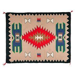 "Navajo Weaving, 4'7"" x 3'5"