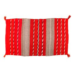 """Navajo Saddle Blanket, 4'7"""" x 2'7"""""""