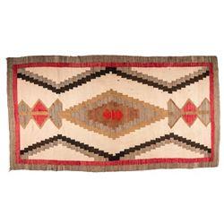 "Navajo Weaving, 8'1"" x 4'3"""