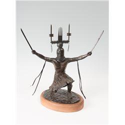 Robert Refvem, bronze