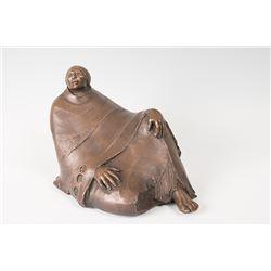 Jean Juhlin, bronze