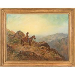 Henry Raschen, oil on canvas