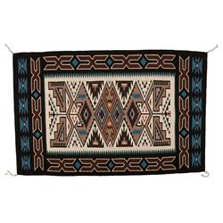 "Navajo Weaving, 4'3"" x 2'9"""
