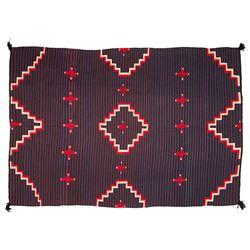 "Navajo Weaving, 7'7"" x 5'"