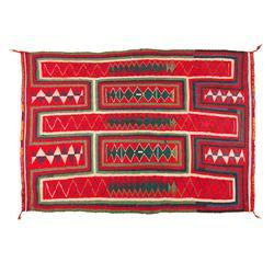 """Navajo Child's Blanket, 3'4"""" x 2'6"""""""