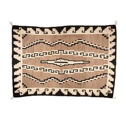 "Navajo Weaving, 6'6"" x 4'4"""