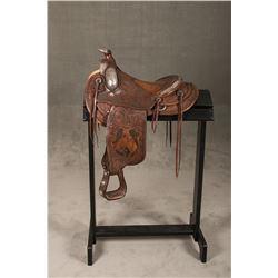 Visalia Stock Saddle