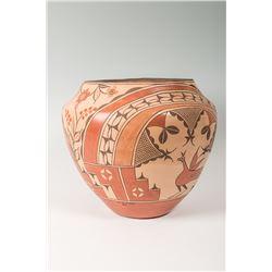 Zia Pueblo Jar By Sofia Medina