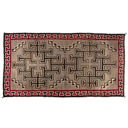Navajo Room-Sized Weaving, 13' x 7'