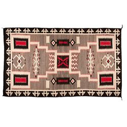 "Navajo Weaving, 9'2"" x 5'3"""