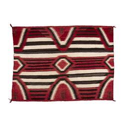 "Navajo Weaving, 6' x 4'6"""