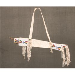 """Sioux Beaded Bowcase and Quiver, 31"""" long"""